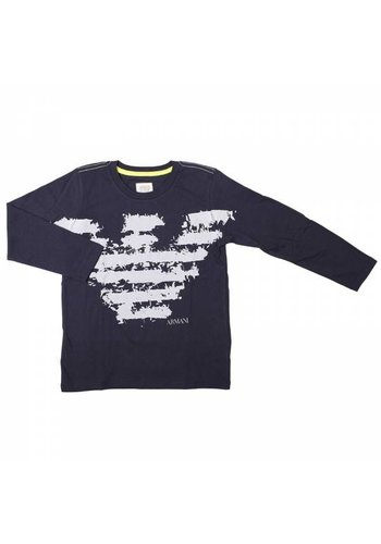Armani Junior Armani Junior Jersey T-shirt 162 6X4T12