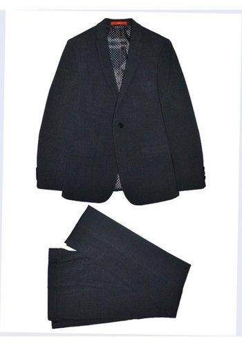 Tallia Tallia Boys Husky Grey Suit DZH000