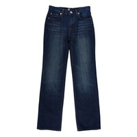 7 for All Mankind Standard Jean Dark New York Classic Straight Leg