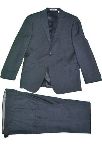 DKNY DKNY Boys Black Wool Suit 161 Y0515