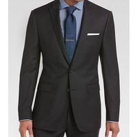 NorthBoys Extreme Slim Mens Wool Grey Suit 5FY0071