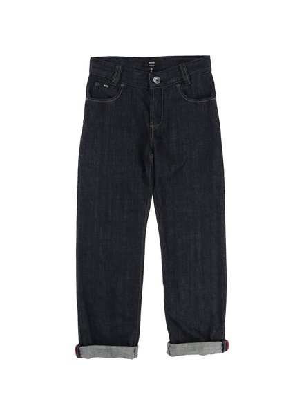 Hugo Boss Hugo Boss Boys Jeans Alabama Regular 161 J24401