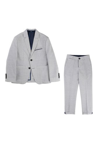 Hugo Boss Hugo Boss Boys Cotton Suit