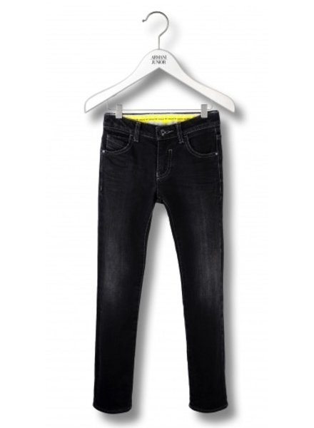 Armani Junior Armani Junior 5 Pocket Pant 152 B4J18