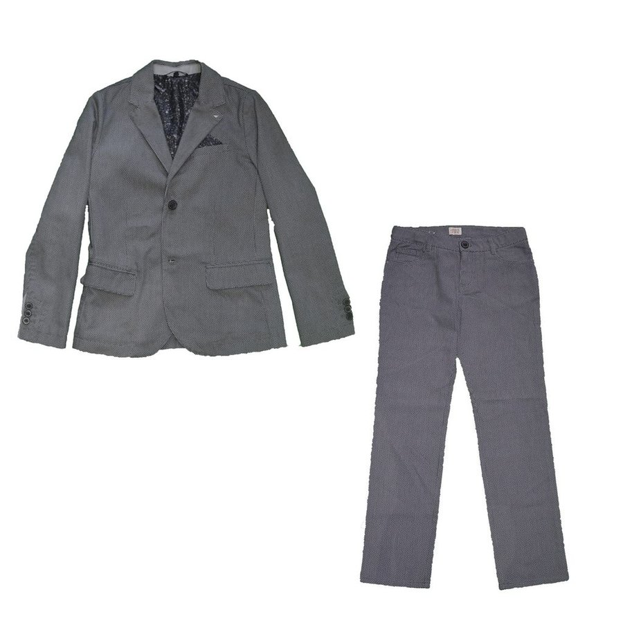 Armani Junior Cotton Suit