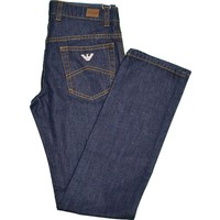 Armani Junior 5 Pocket Pant 161 C2J02