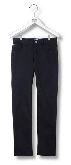 Armani Junior 5 Pocket Pant 162 6X4J11-N