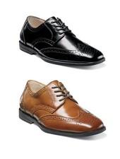 Florsheim Florsheim Kid's Shoe Reveal Wingtip Jr. 16574