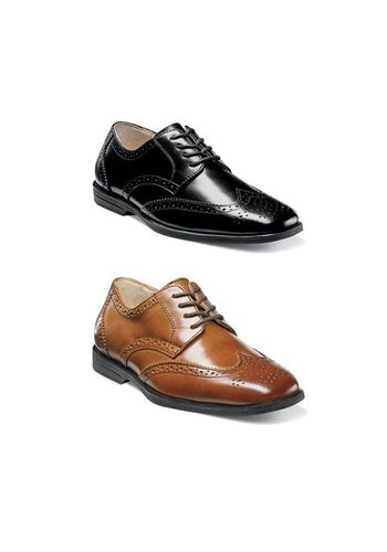 Florsheim Florsheim Kid's Shoe Reveal Wingtip Jr. 16574