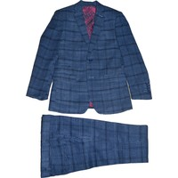 Isaac Mizrahi Boys Slim 3 Piece Suit 171 ST2066