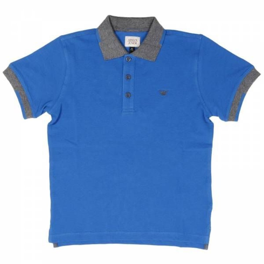 Armani Junior Polo s/s 171 3Y4F02