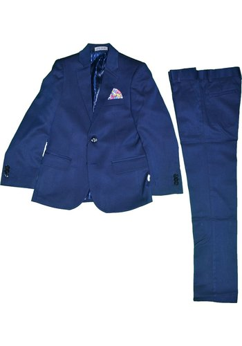 Leo & Zachary Leo & Zachary Boys Slim Suit BLZ415/815-504