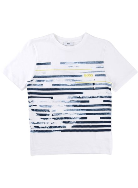 Hugo Boss Hugo Boss Boys T-Shirt s/s 171 J25A49