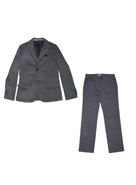Armani Junior Armani Junior Slim Wool Suit 171 8N4V01-G