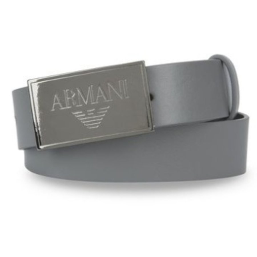 Armani Junior Plate Belt