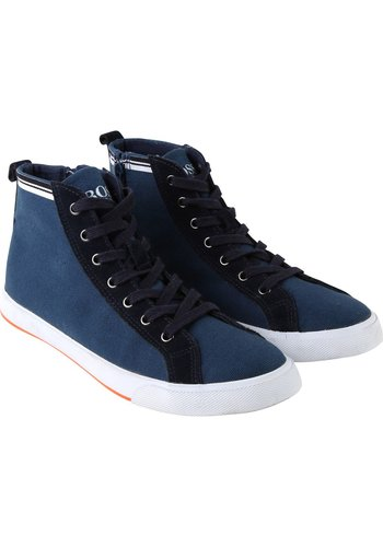 Hugo Boss Hugo Boss Boys High Top Shoe 171 J29129