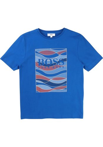 Hugo Boss Hugo Boss Boys Short Sleeve T-shirt
