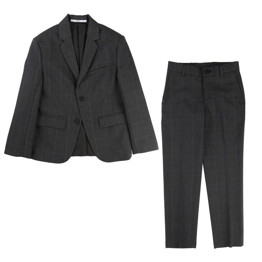 Hugo Boss Boys Slim Suit