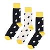 Odd Pears - Two dark socks one light sock