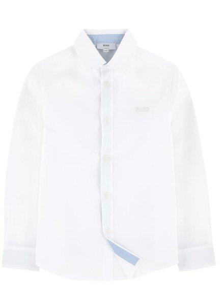 Hugo Boss Hugo Boss Boys Slim Dress Shirt 171 J25P03