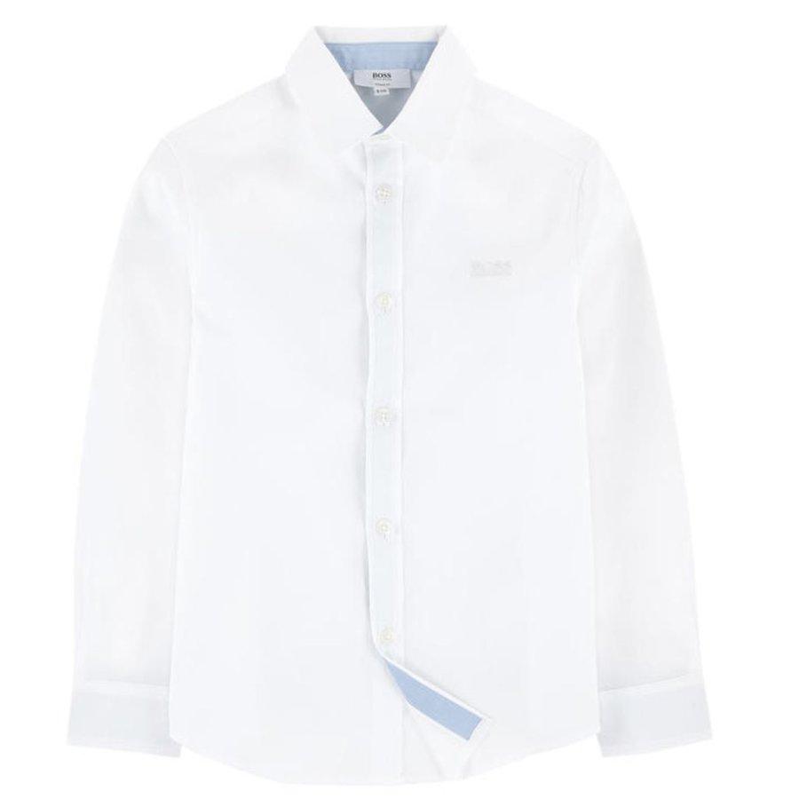 Hugo Boss Boys Slim Dress Shirt 172 J25P03
