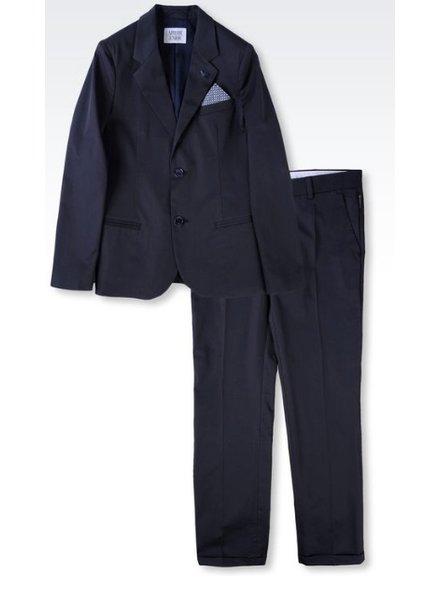 Armani Junior Armani Junior Suit Cotton 151 04D02C
