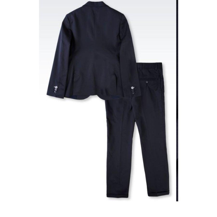 Armani Junior Suit Cotton
