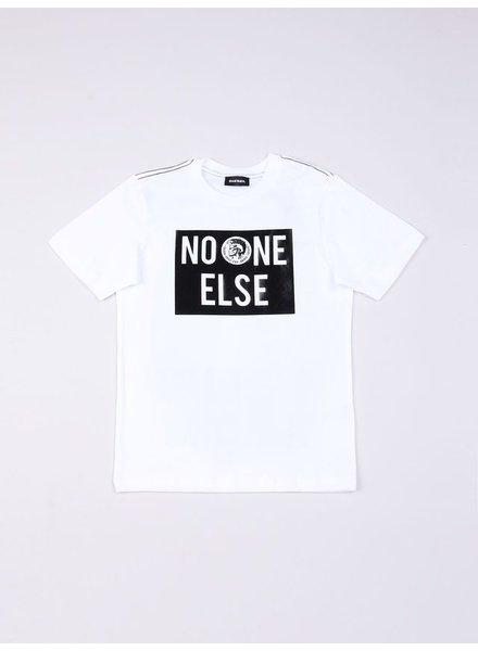 """Diesel Diesel """"No One Else"""" Boys T-Shirt 171"""