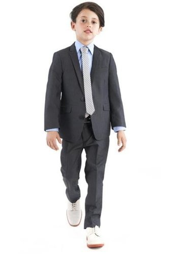 Appaman Appaman Mod Boys Slim Suit Vintage Black