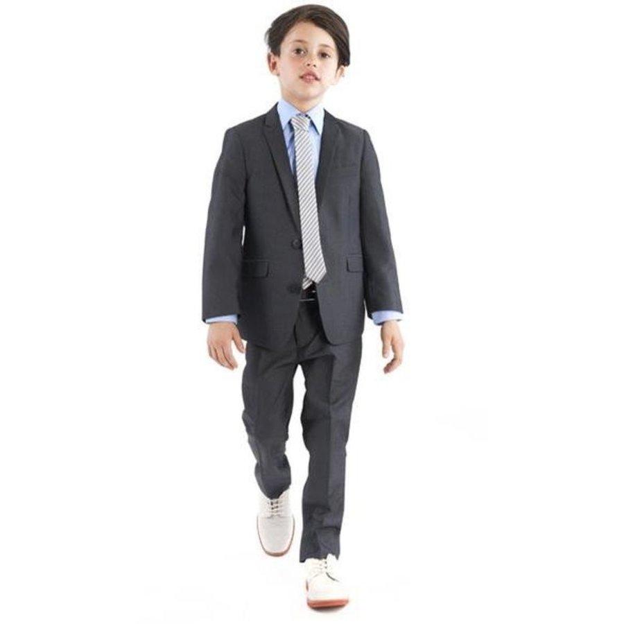 Appaman Mod Boys Slim Suit Vintage Black