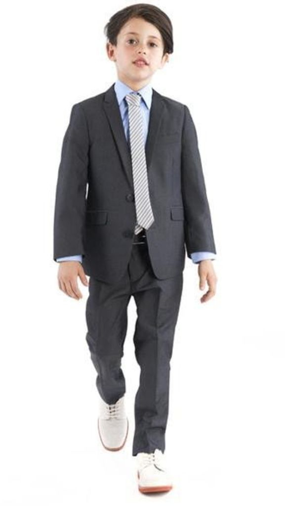 Appaman Appaman Mod Boys Slim Suit Vintage Black