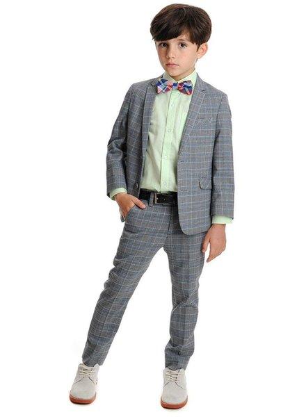 Appaman Appaman Mod Boys Slim Suit Prince of Wales