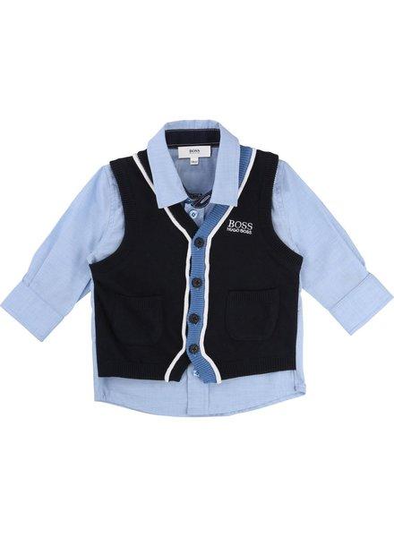 Hugo Boss Hugo Boss Baby Shirt/Sweater 171 J05564