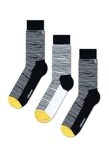 Odd Pears Odd Pears - Two black socks one white sock