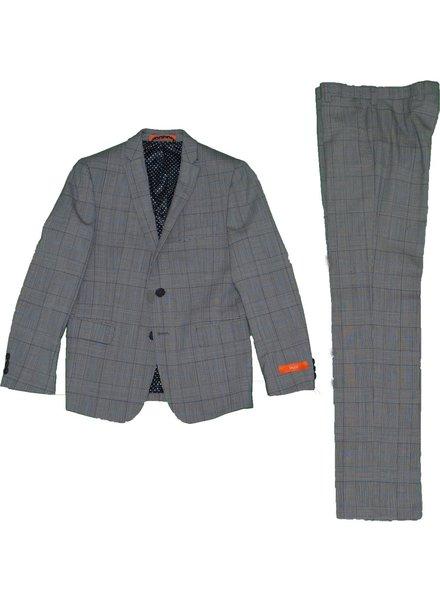 Tallia Tallia Boys Slim Wool Suit 171 Y0365