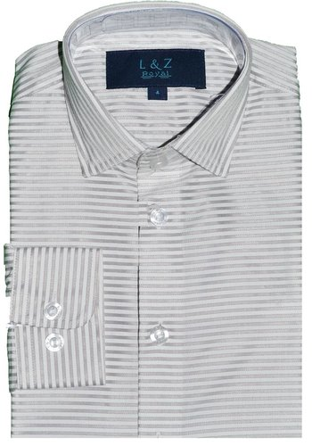 Leo & Zachary Leo & Zachary Boys Slim Shirt 171 5577