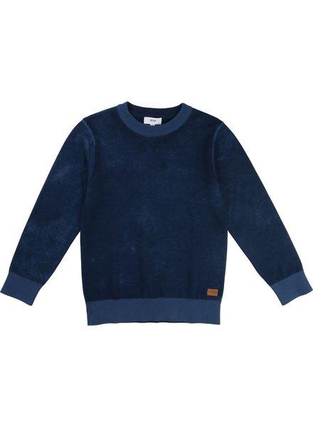 Hugo Boss Hugo Boss Boys Pullover Sweater 171 J25B03