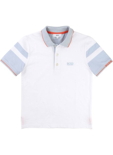 Hugo Boss Hugo Boss Boys Polo s/s 171 J25A66