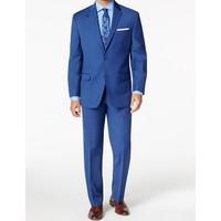 Sean John Mens Ultra-Slim Suit Z1027