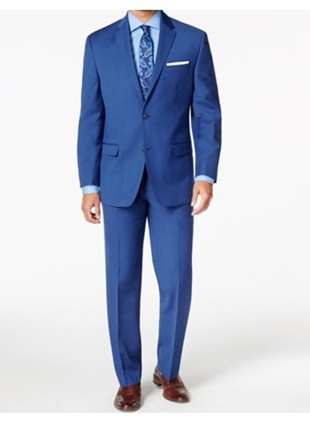 Sean John Sean John Mens Ultra-Slim Suit Z1027