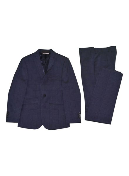 Marc NY Andrew Marc Andrew Marc Boys Suit Skinny W0230