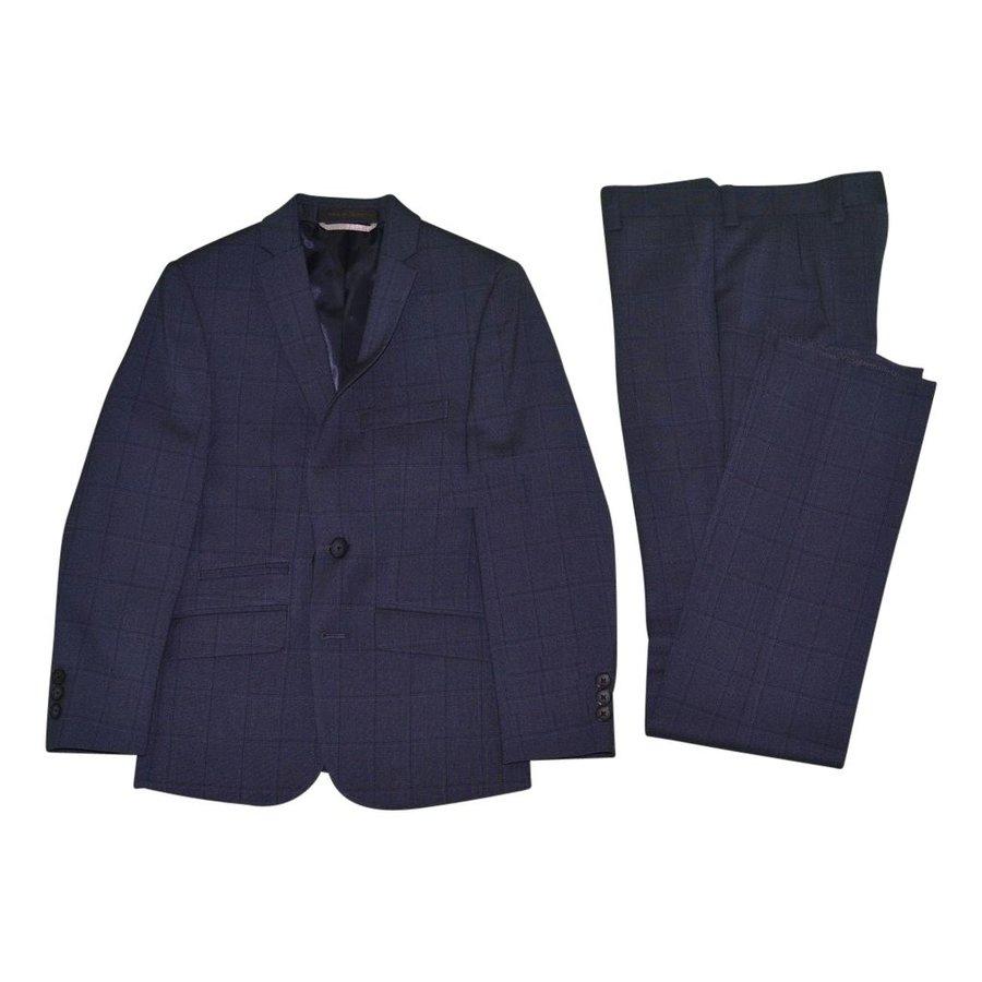 Andrew Marc Boys Suit Skinny W0230