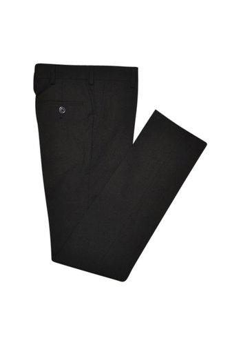 Tallia Tallia Boys Slim Black Dress Pants