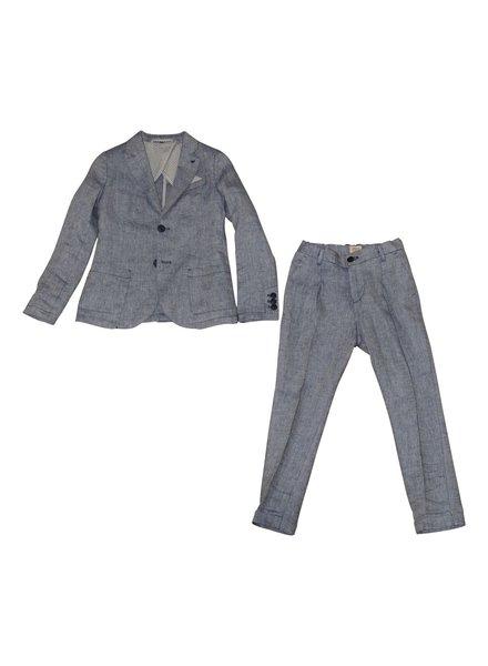 Armani Junior Armani Junior Linen Suit 171 3Y4G10/3Y4P02
