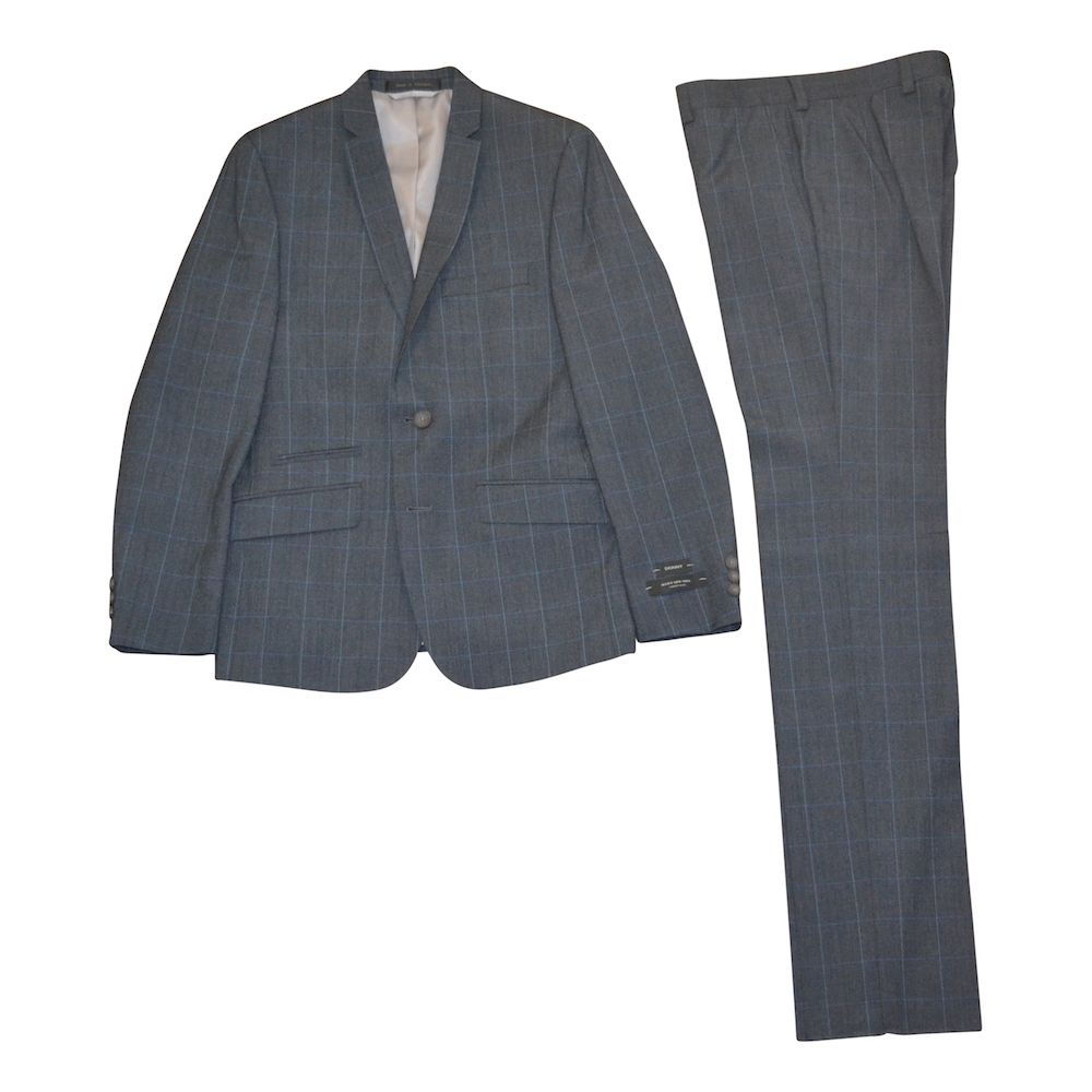Marc NY Andrew Marc Andrew Marc Boys Suit Skinny W0215