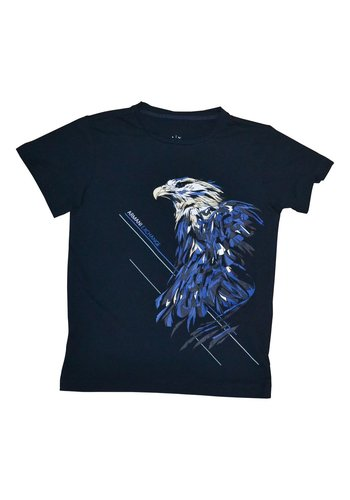 Armani Exchange Armani Exchange Boys T-Shirt s/s 172 6YKTAX-ZJH4Z