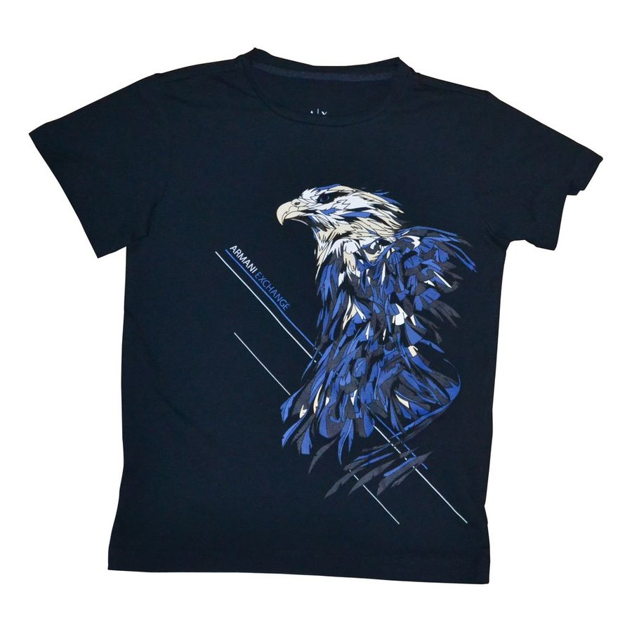 Armani Exchange Boys T-Shirt s/s 172 6YKTAX-ZJH4Z