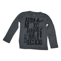 Armani Exchange Boys T-Shirt l/s 172 6YKTCC-ZJS8Z
