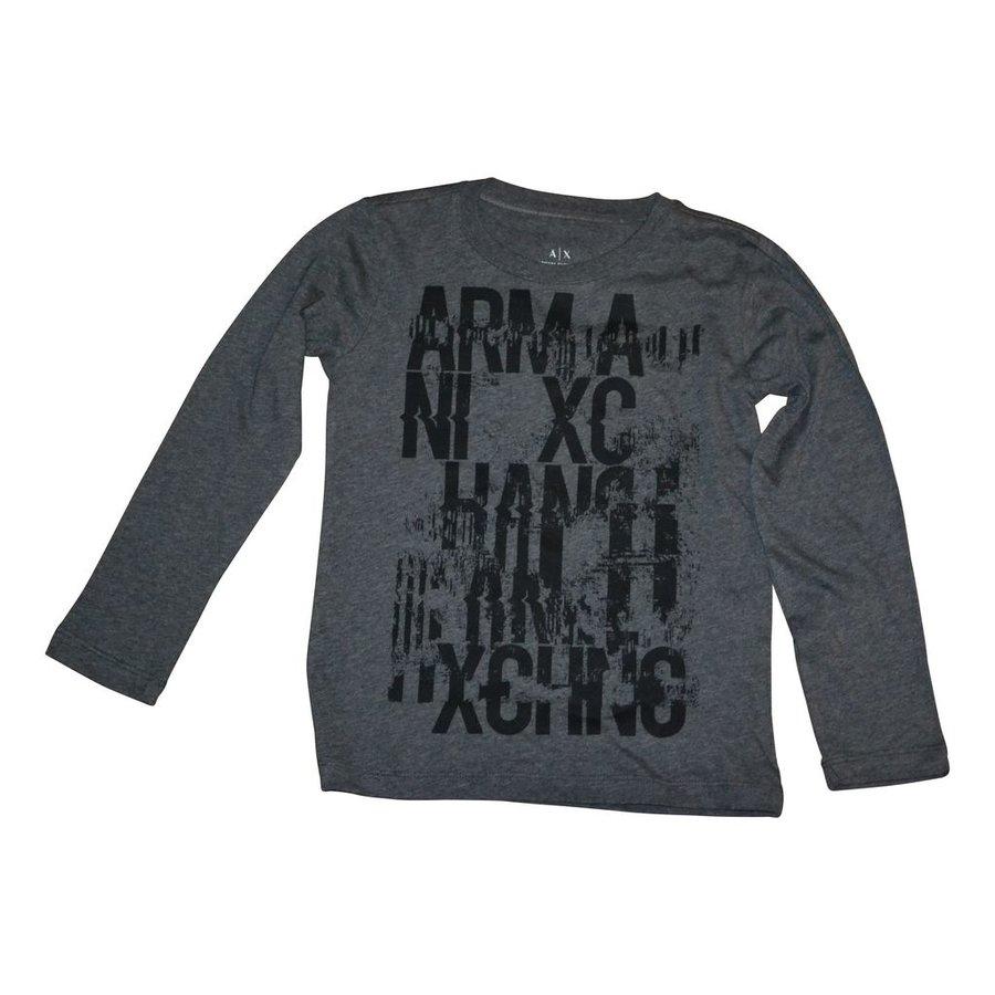 Armani Exchange Boys T-Shirt l/s