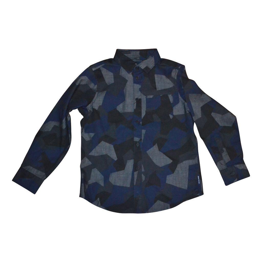 Armani Exchange Armani Exchange Boys Dress Shirt 172 6YKC52-ZN94Z